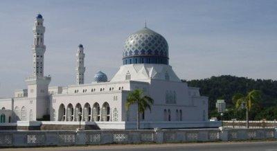 State Mosque in Kota Kinabalu; Foto: Wikipedia