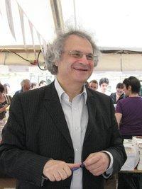 Amin Maalouf; Foto: Wikipedia