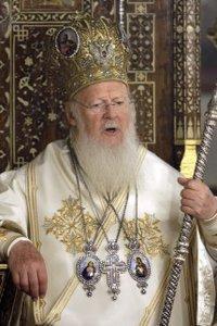 Bartholomäus I.; Foto: AP
