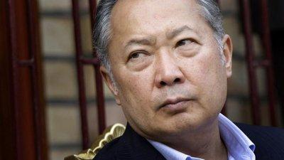 Ehemaliger kirgisischer Präsident Kurmanbek Bakijew; Foto: AP