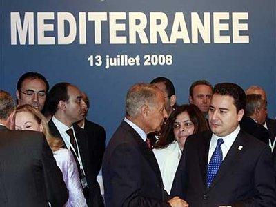 Gründungsveranstaltung der Mittelmeerunion; Foto: AP