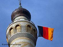 Symbolbild Islam in Deutschland; Foto: dpa