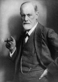 Sigmund Freud; Foto: Wikipedia
