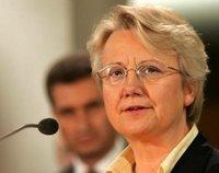 Bundesministerin für Bildung und Forschung, Annette Schavan; Foto: AP