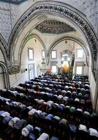 Isa Beg Moschee, Skopje (Makedonien); Foto: AP