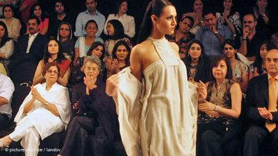 Karachi Fashion Week 2009; Foto: dpa