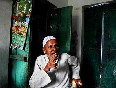 Mohammad Hashim Ansari; Foto: AP
