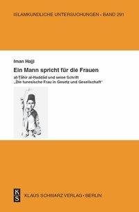 Cover von Hajjis Studie; Quelle: Klaus Schwarz Verlag