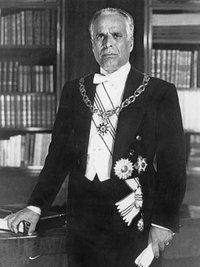 Habib Bourgiba; Quelle: wikipedia