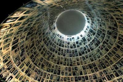 Dom der Gedenkstätte Yad Vashem; Foto: dpa