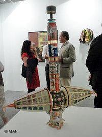 Marrakech Art Fair 2010; Foto: MAF