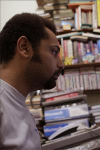 Der ägyptische Blogger Wael Abbas; Foto: ICJF