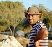 Daoud Nassar; Foto: D. Lamotte