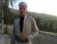 Kurdischer Rückkehrer Botan aus Reutlingen; Foto: privat