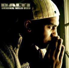 CD-Cover des tunesischen Rap-Stars Balti