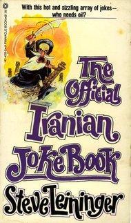 Leiniger's offizielles iranisches Witzbuch; Buchcover: Verlag Pinnacle