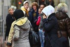 Muslime in Westeuropa; Foto: dpa