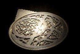 Astrolabe, Iran, Isfahan, 17. Jahrhundert; Foto: &copy Collection of Alisa and Shlomo Mossaieff, Israel