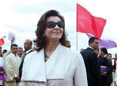 Leila Ben Ali; Foto: dpa