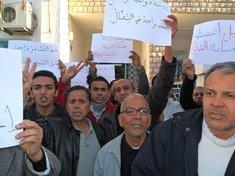 Demonstration in der tunesischen Stadt Gabes; Foto: &copy Kalima