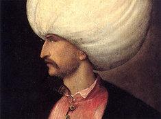 Sultan Süleyman der Prächtige auf einem Gemälde, das Tizian zugeschrieben wird; Foto: wikipedia