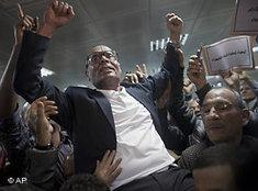 Moncef Marzouki; Foto: AP