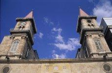 Maronitische Kathedrale in Aleppo-Jedeida; Foto: Claudia Mende