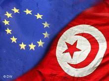 Symbolbild Tunesien-EU; Foto: DW