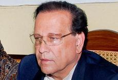 Salman Taaser; Foto: AP