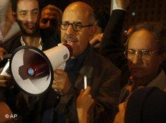 Mohammad ElBaradei; Foto: AP