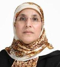 Bassima Haqqaoui; Foto: www.parlament.ma