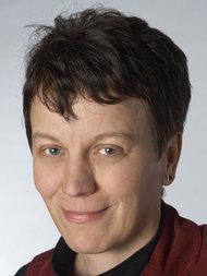 Dr. Dita Vogel, wissenschaftliche Mitarbeiterin am HWWI und Leiterin der Abteilung irreguläre Migration; Foto: HWWI