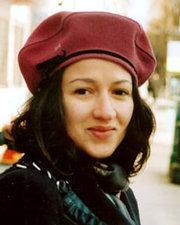 Zineb El Rhazoui; Foto: privat