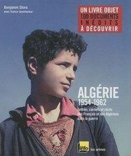 Buchcover Algérie 1954-62 von Benjamin Stora