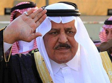 Saudischer Innenminister Naif; Foto: AP