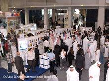 Buchmesse in Abu Dhabi; Foto: © Abu Dhabi International Book Fair