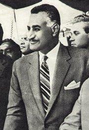 Gamal Abdel Nasser; Foto: wikipedia
