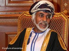 Sultan Qabus bin Said; Foto: dpa