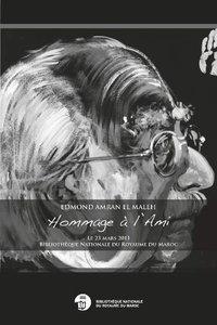 Buchcover El Maleh: Hommage a l'Ami
