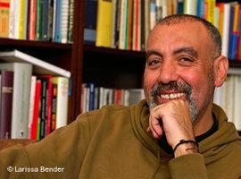 Khaled El-Hagar (photo: Larissa Bender)