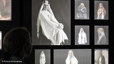 Fotoausstellung Lawrence von Arabien
