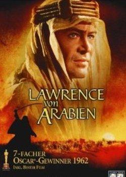 Kinoplakat Lawrence von Arabien