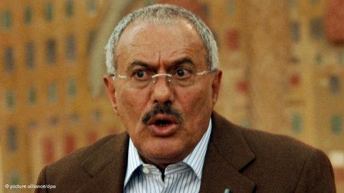 Ali Abdullah Saleh; Foto: dpa