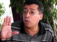 Mohammed Darif, Professor an der Universität Casablanca, marokkanischer Experte für Islamismus, Terrorismus; Foto: DW