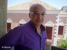 Saad Kiwan, Mitarbeiter der Organisation Skeyes, in Beirut; Foto: Mona Naggar/DW
