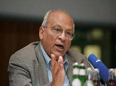 Der Schriftsteller Gamal al-Ghitani; Foto: DW