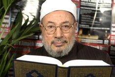 Yussuf Al-Qaradawi; Foto: dpa