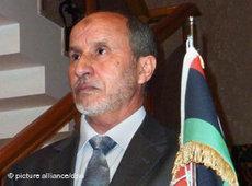 Der Vorsitzende des TNC, Mustafa Abdel-Jalil; Foto: dpa