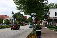 Frankenmuth im US-Bundesstaat Michigan; Foto: wikipedia