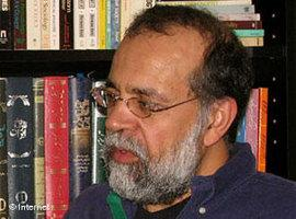 Hamid Dabashi; Foto: DW/Jaras